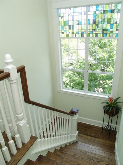 Traditional Staircase by RisherMartin Fine Homes