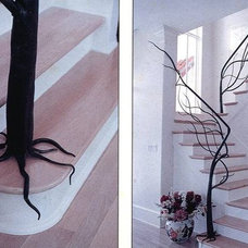 Modern Staircase Tree