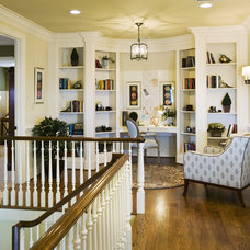 Traditional Staircase by Gacek Design Group, Inc.