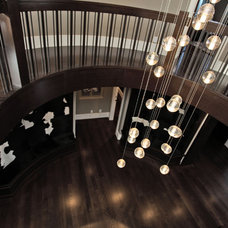 Contemporary Staircase by Triform Design