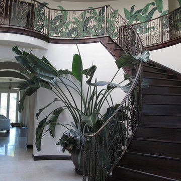 Tropical Entryway