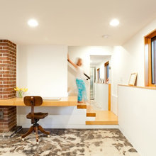 escalier / ambiance / lumière