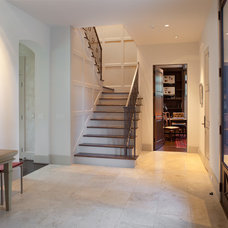 Transitional Staircase by Morningside Architects LLP