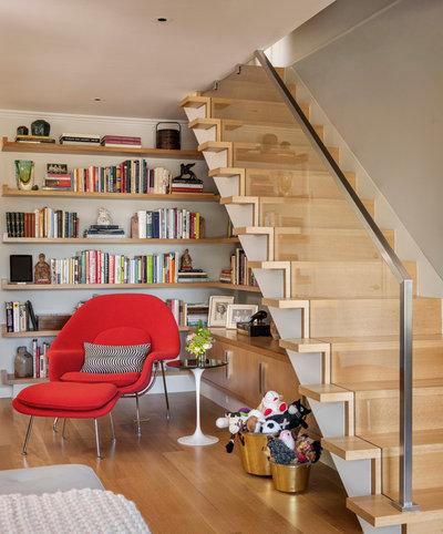 Современный Лестница by JKA Design
