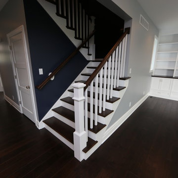 Two-Tone Staircase