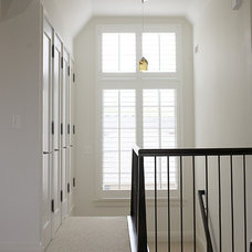Contemporary Staircase by Michael Abraham Architecture