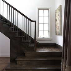 Contemporary Staircase by Culligan Abraham Architecture