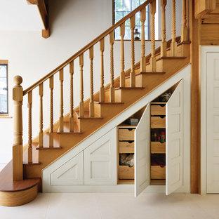 Inredning av en trappa