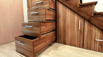 Under Stairs Storage/Drawers