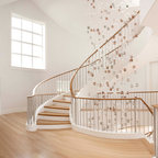 Unsupported Custom Stair Contemporary Staircase