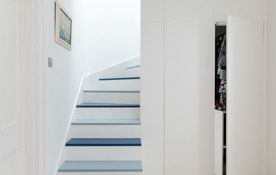 5 Gorgeous Ways to Refresh Your Stairs With Paint