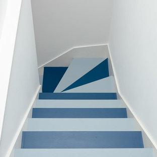 他の地域のおしゃれな階段の写真