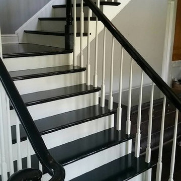 Upper St Clair - Stairwell After