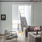 Foyer Amp Staircase Eclectic Staircase Birmingham By