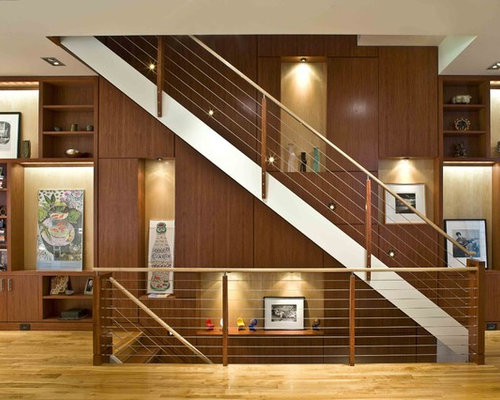 Stairway alcove ideas pictures remodel and decor for Stair remodel houston