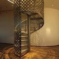Modern Staircase by ALTUS Architecture + Design