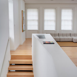 Recessed Handrail Houzz