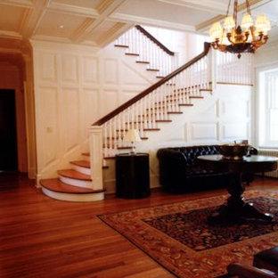 Elegant staircase photo in New York