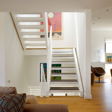 Modern Staircase by Gary Hutton Design