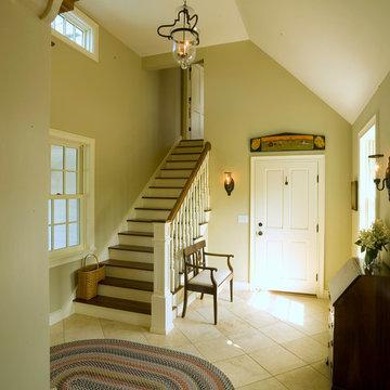 Vermont master suite -
