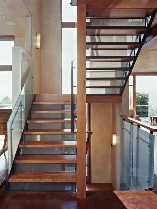 Open Risers Home Design Ideas Pictures Remodel And Decor