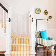 Striped Stair Runner Ideas to Steal