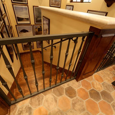 Traditional Staircase by Preston Custom Homes