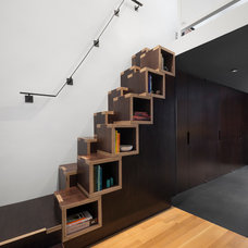 Contemporary Staircase by General Assembly