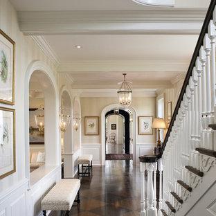 Villanova Residence - stair hall