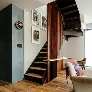 Vinegar Hill Stairs and Desk