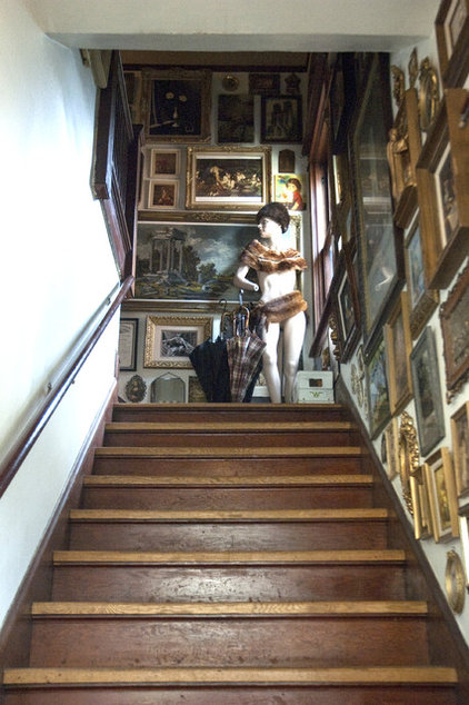 Eclectic Staircase by GPPhotographers