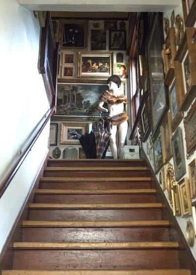 Éclectique Escalier by GPPhotographers