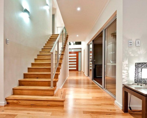 Wrap Around Stairs Home Design Ideas Pictures Remodel