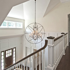 Traditional Staircase by EB Designs