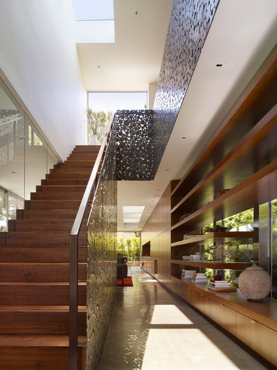 Contemporary Staircase by Modal Design