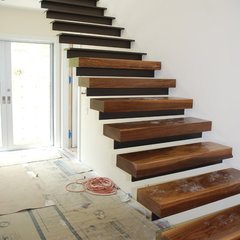 staircase by Paradigm Custom Floors