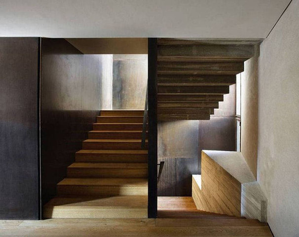 Contemporary Staircase by World Architecture News (WAN)