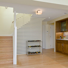 Contemporary Staircase by Rossington Architecture