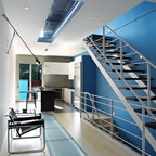 Madrona Residence Modern Staircase Seattle By Lee