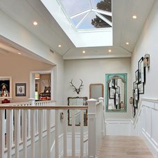 Traditional Staircase by Brandon Architects, Inc.