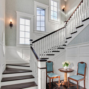75 Most Por Traditional Staircase Design Ideas for 2018 ... Wooden Houses Design Houzz Html on house designs contemporary, house designs before and after, house designs green, house designs diy, house designs living room, house designs decor, house designs vintage, house designs furniture, house designs kitchen, house designs bedroom, house designs bathroom, house designs office, house designs modern, house designs wallpaper, house designs vacation,