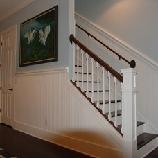 Tropical Staircase by Bay Harbour Homes, LLC