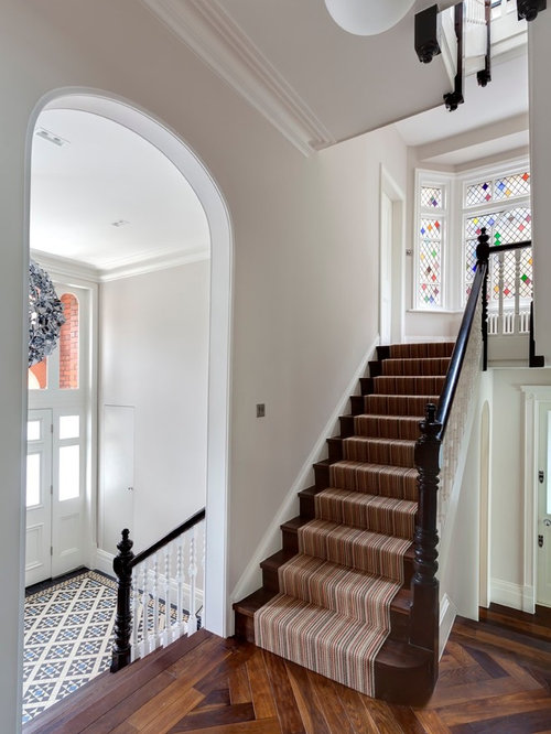 Best Victorian Staircase Design Ideas amp Remodel Pictures Houzz