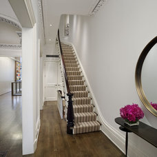 Contemporary Staircase by David Howell Design