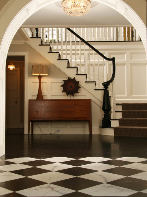 Foyer Staircase Uk : Westchester whimsy published