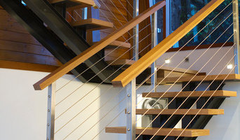 Westcoast Modern Staircase