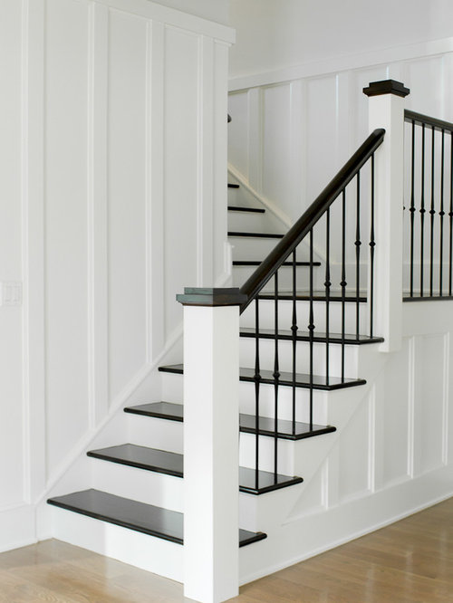 75 Most Popular Staircase Design Ideas For 2019: 75 Country Staircase Design Ideas