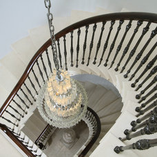 Modern Staircase by Alexander James Interiors