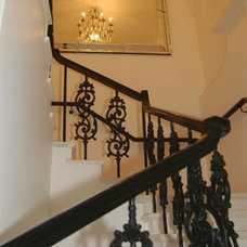 Traditional Staircase by Impressive Arts & Interiors