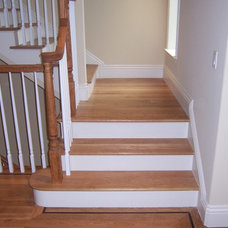 Traditional Staircase by Flooronline.com Inc
